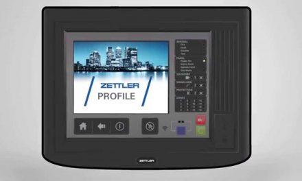 ZETTLER Profile – nowa centrala pożarowa z kolorowym panelem dotykowym – film