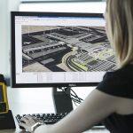 System kontroli dostępu najnowszej generacji przeznaczony do stosowania na lotniskach