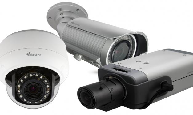 Przegląd kamer sieciowych IP Illustra seria Flex – część 2 z 4