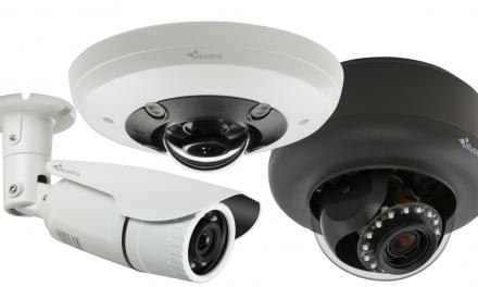 Przegląd kamer sieciowych IP Illustra seria Pro – część 3 z 4