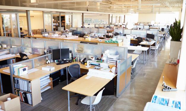#9 Wykorzystanie przestrzeni w budynku