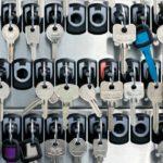 Inteligentny system zarządzania kluczami