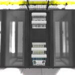 Wizualizacje serwerowni w 3D – nowatorskie praktyki projektowe
