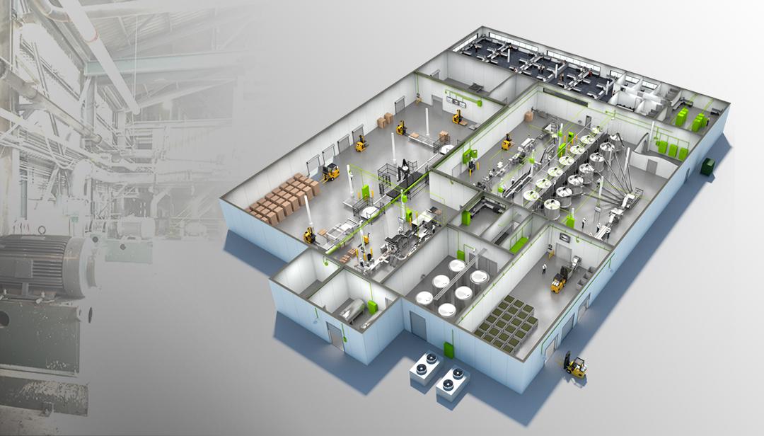 Struktura sieci teletechnicznej w zakładzie przemysłowym – najlepsze praktyki projektowe