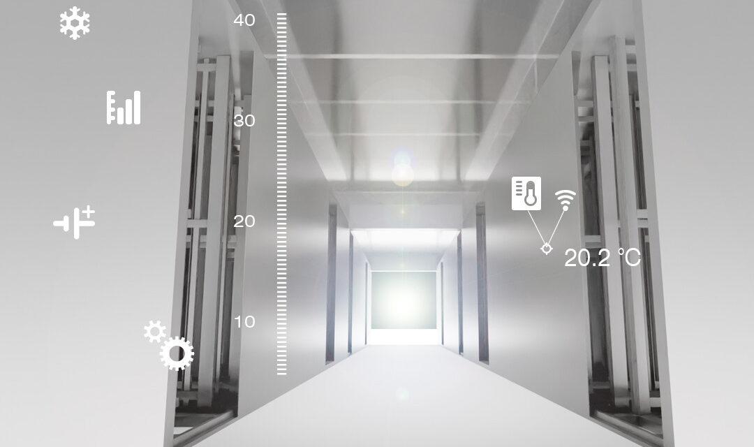 Więcej za mniej – optymalizacja chłodzenia serwerowni
