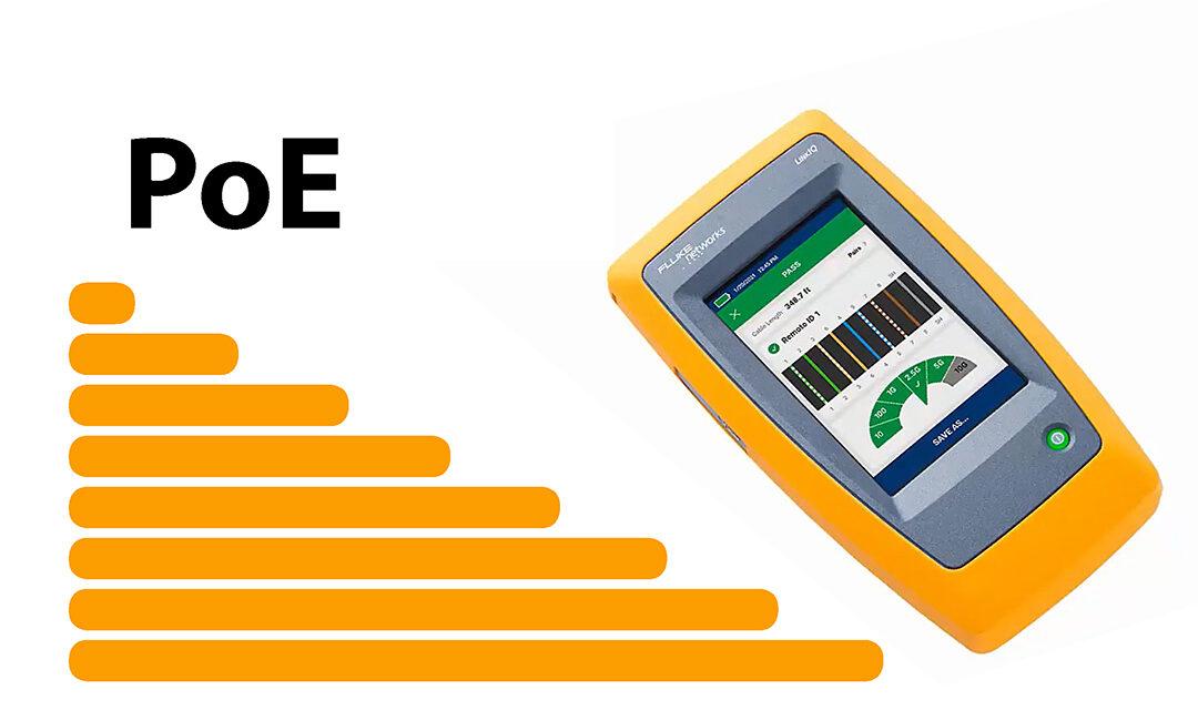 Standardy PoE – pomiary, użytkowanie, aplikacje