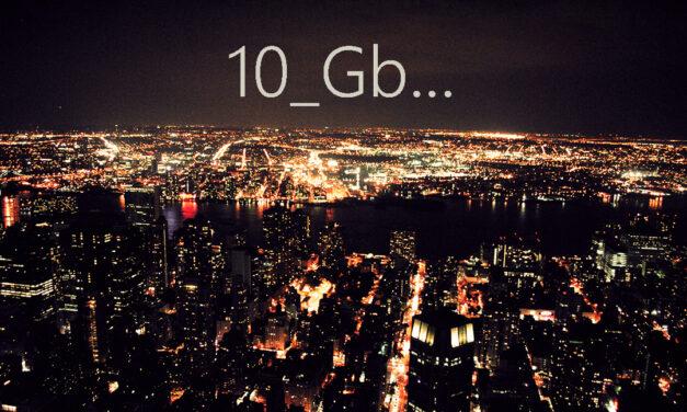 10 Gb/s Ethernet – korzyści i wymagania